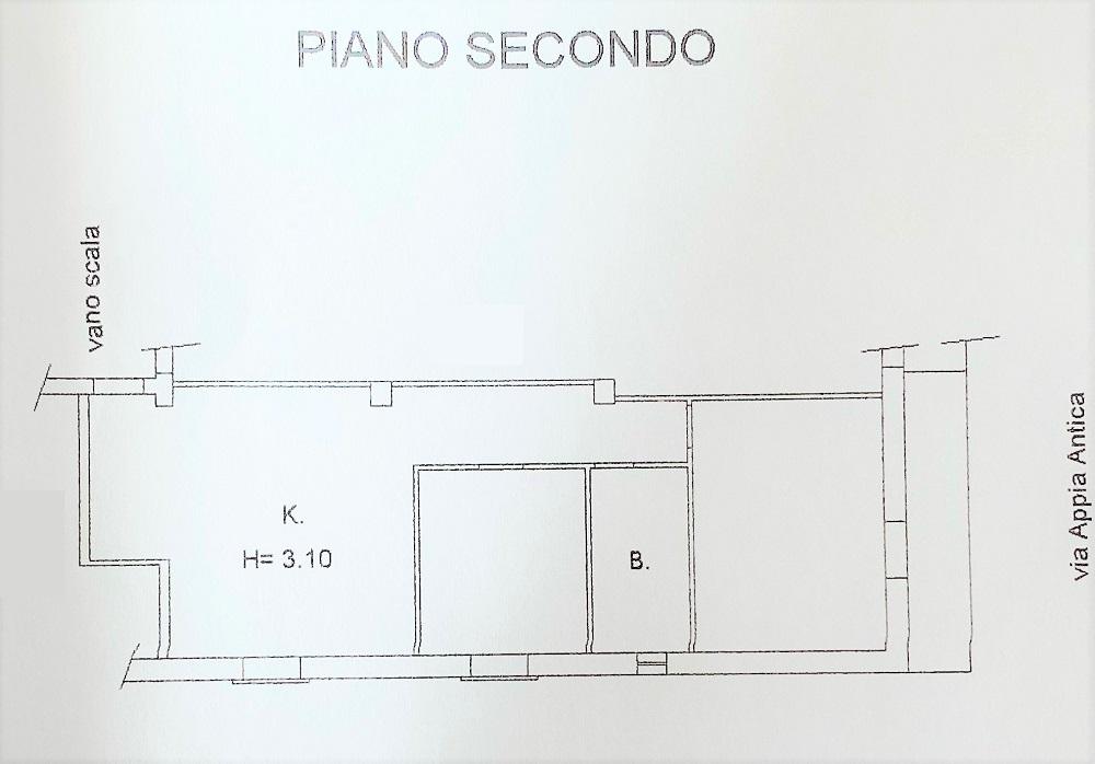 PLANIMETRIA 44.000 2° PIANO